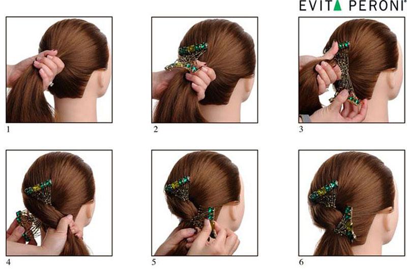 Гребень для волос причесок
