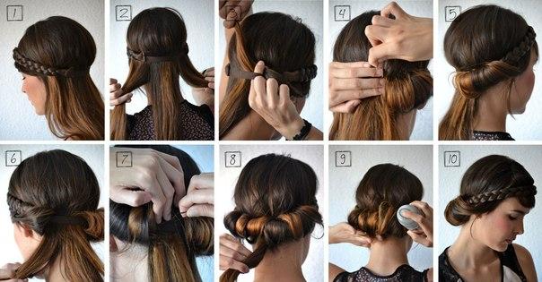 Игры для волос прически фото