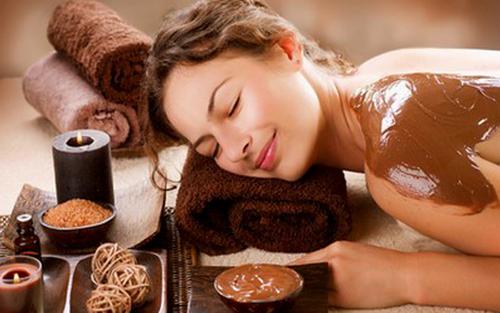 Шоколадное-обертывание